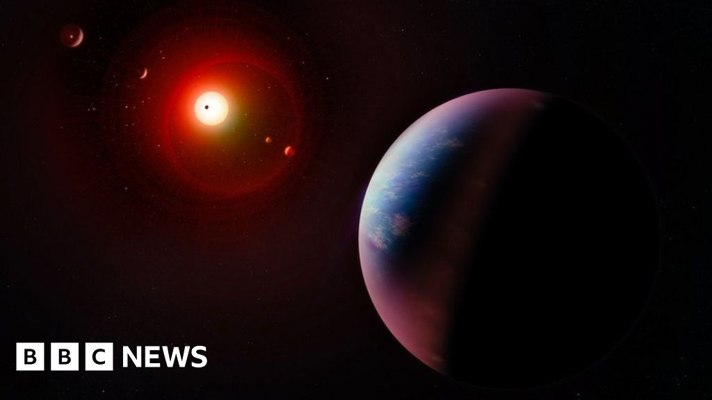 Scottish names suggested for distant planet and star