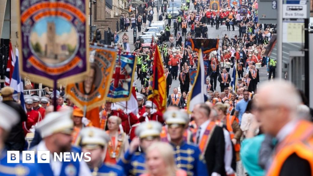 Scotland considers setting up parades commission