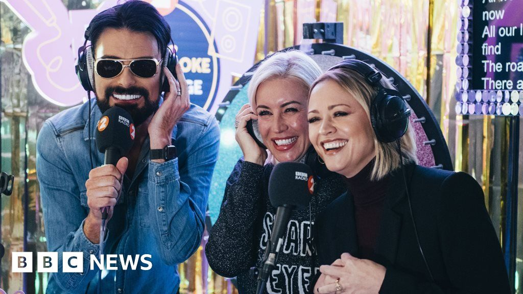 Rylan raises £845,000 with 24-hour Children In Need karaoke feat thumbnail