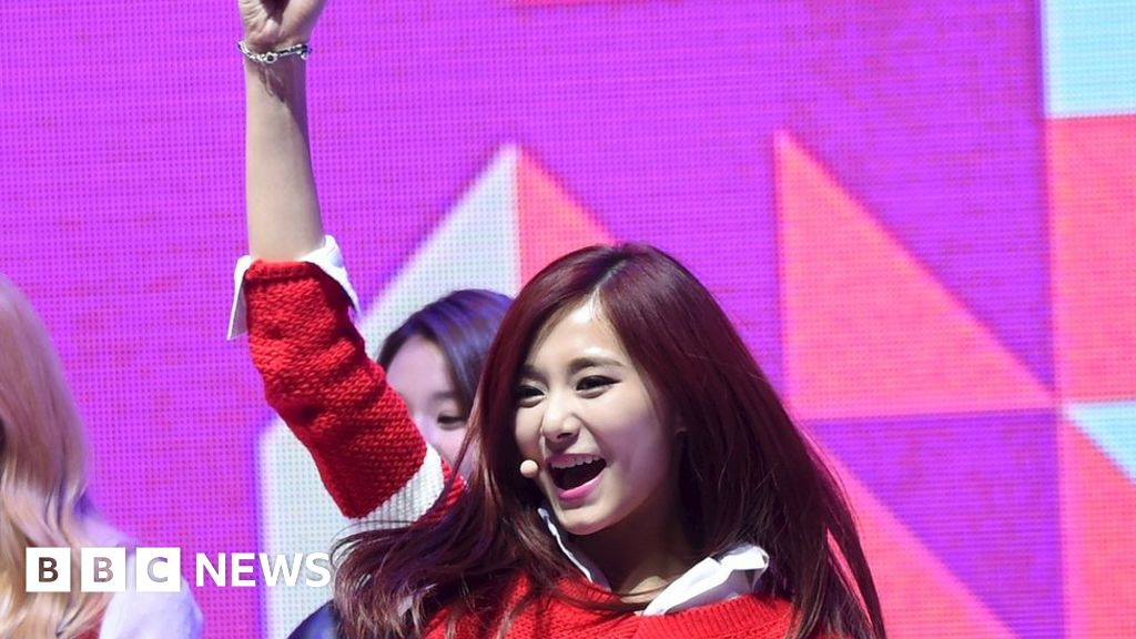 The dark side of Asia's pop music industry - BBC News