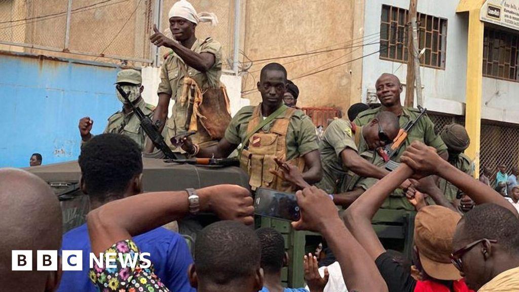 Soldiers seize Mali President Ibrahim Boubakar Keïta