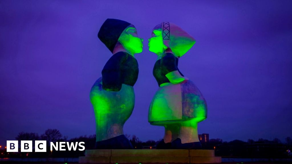 Shine green around the world for St. Patrick's Day