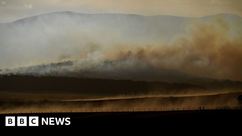 Australia fires: A visual guide to the bushfire crisis