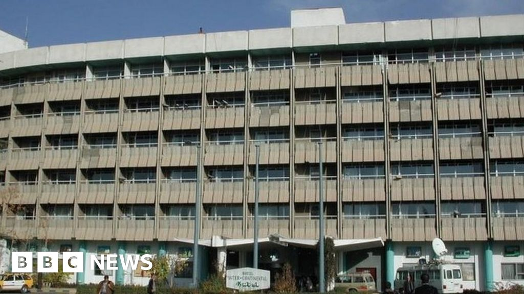 Kabul: Gunmen 'attacking Intercontinental Hotel'