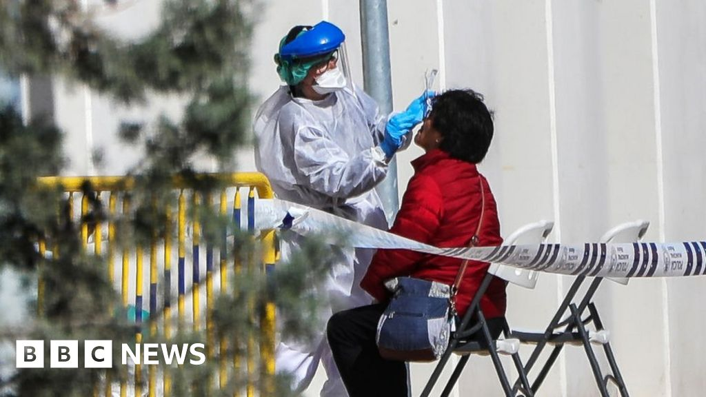 Spain's virus death toll surpasses China's