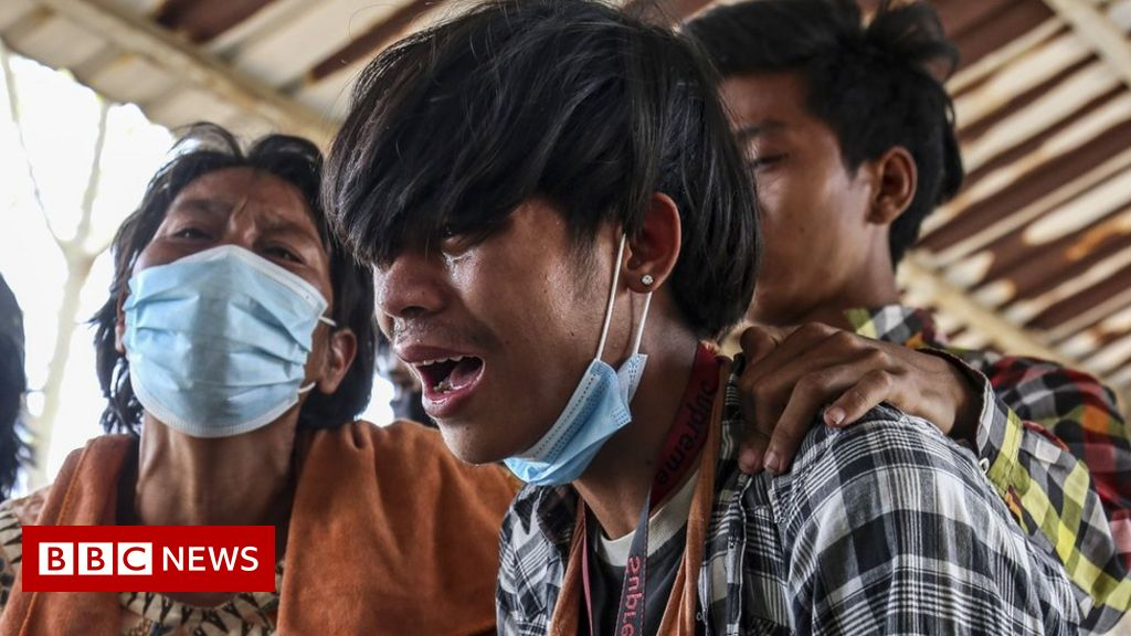 Myanmar coup: Groups say more than 40 children have been killed by the military