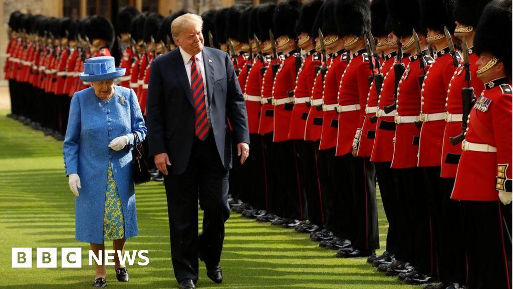 Trump confirms pre-election UK visit