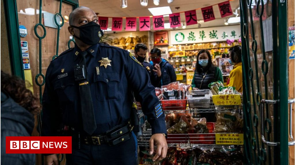 www.bbc.com: Covid-19: Are 'hate crimes' against Asian Americans on the rise?