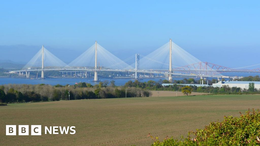 queen to open new bridge across the firth of forth