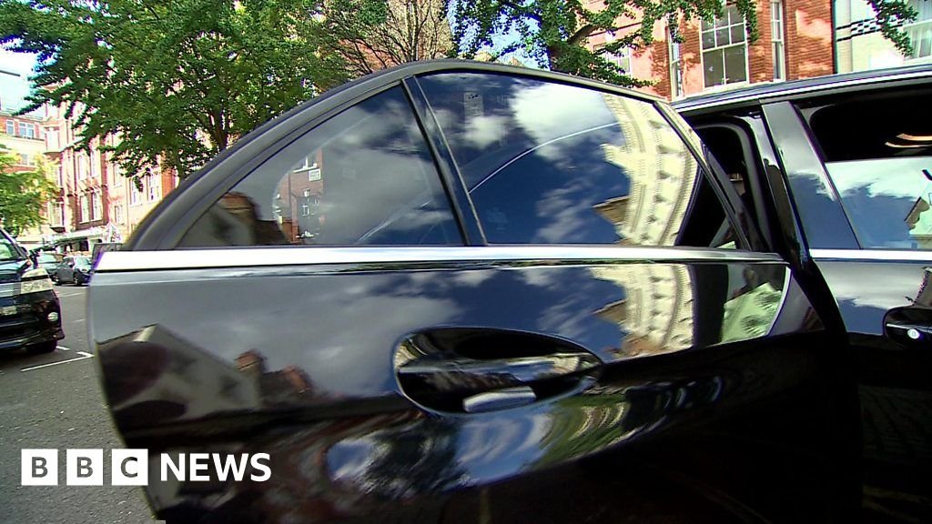 Call For Women Only Uber Pools For London Bbc News