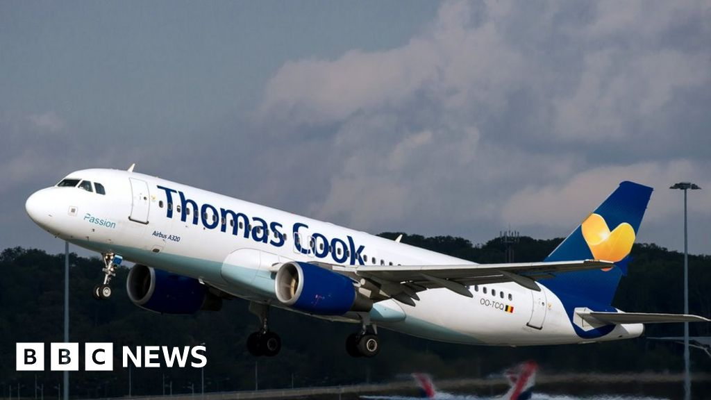 Thomas Cook reportedly receives bids for firm