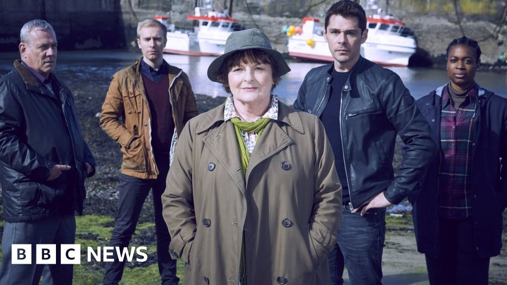 Blethyn's Vera: More than a scruffy mac and hat