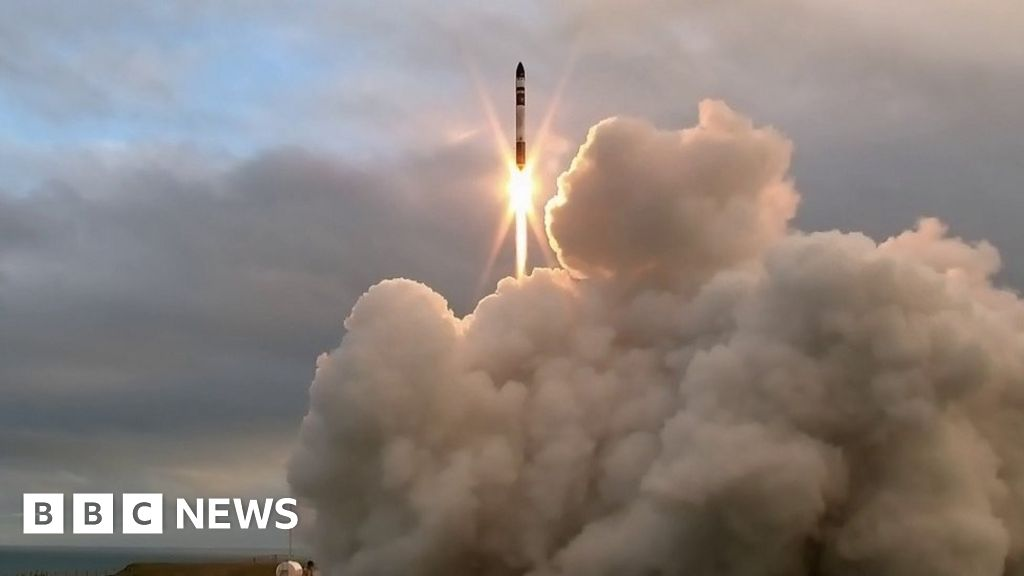 TED 2019: The start-ups launching in space