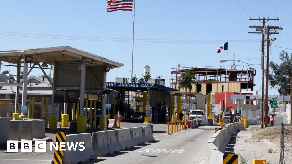 Tens of thousands of images stolen in US border hack