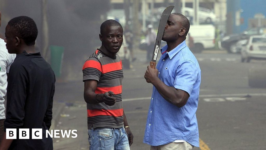 Letter from Africa: Nigerian anger over South African xenophobia