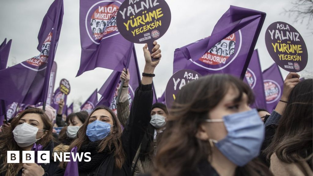 Domestic violence: Turkey has withdrawn from the Istanbul agreement