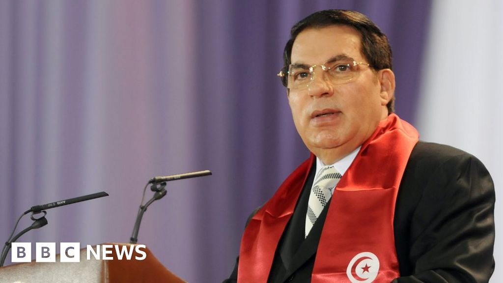 Ben Ali: Tunisia's ousted ex-president dies in exile aged 83