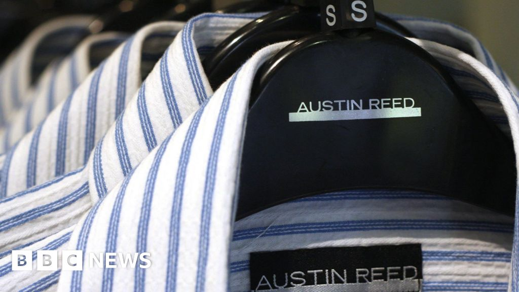 Austin Reed Enters Administration Putting 1 200 Jobs At Risk Bbc News