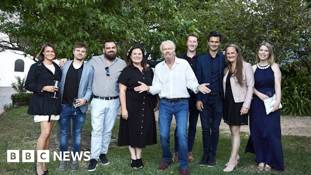 Branson apologizes for South Africa to start tweet