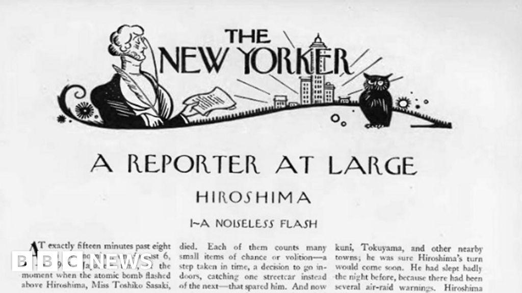 How John Hersey's Hiroshima revealed the horror of the bomb