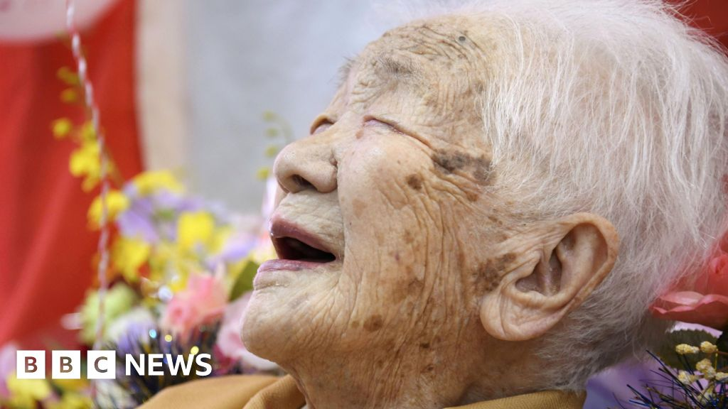 Tokyo Olympics: World's oldest person pulls out of torch relay