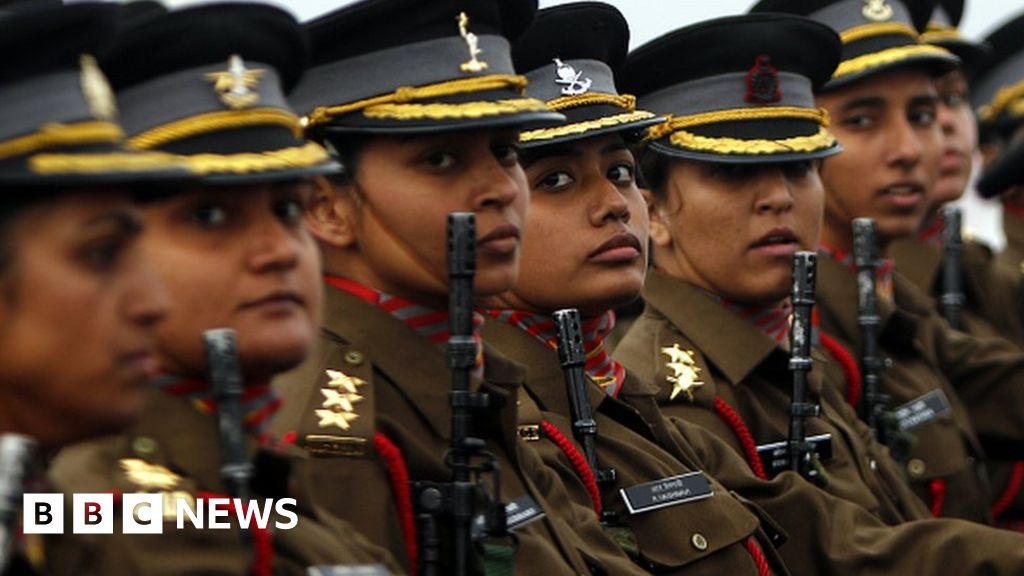 India army takes 'great leap' towards equality