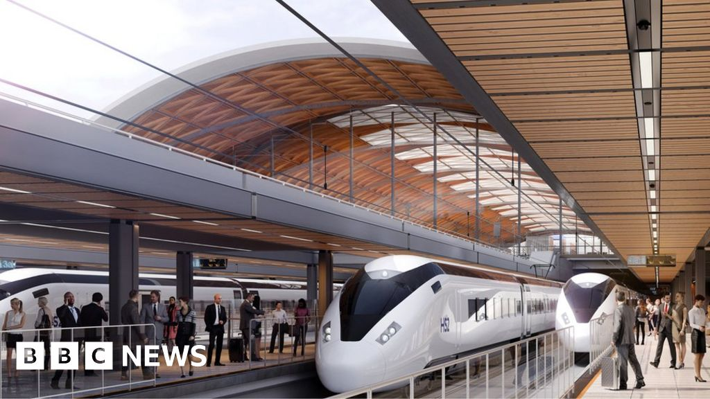 HS2: Six reasons why the rail way is so expensive