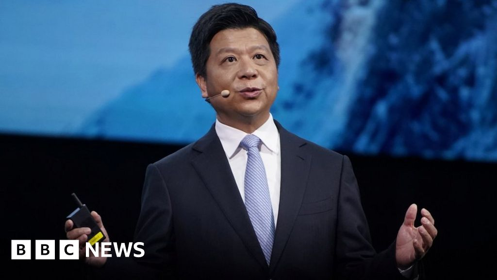 Huawei: 'Survival is the goal' as it stockpiles chips