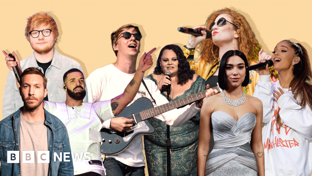 Pop music's growing gender gap revealed in the collaboration age