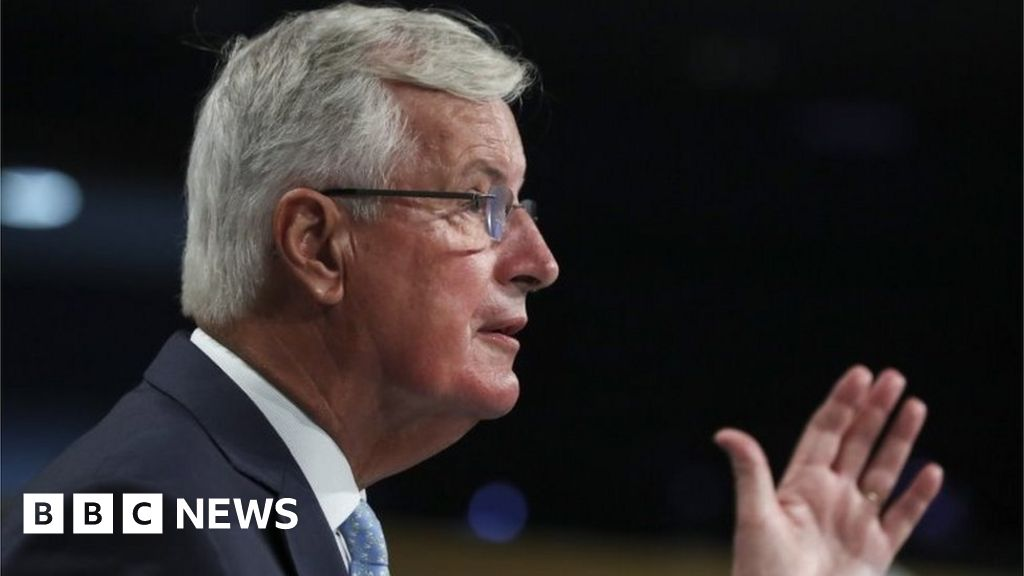 Brexit: The EU and UK are locked in last-minute power play