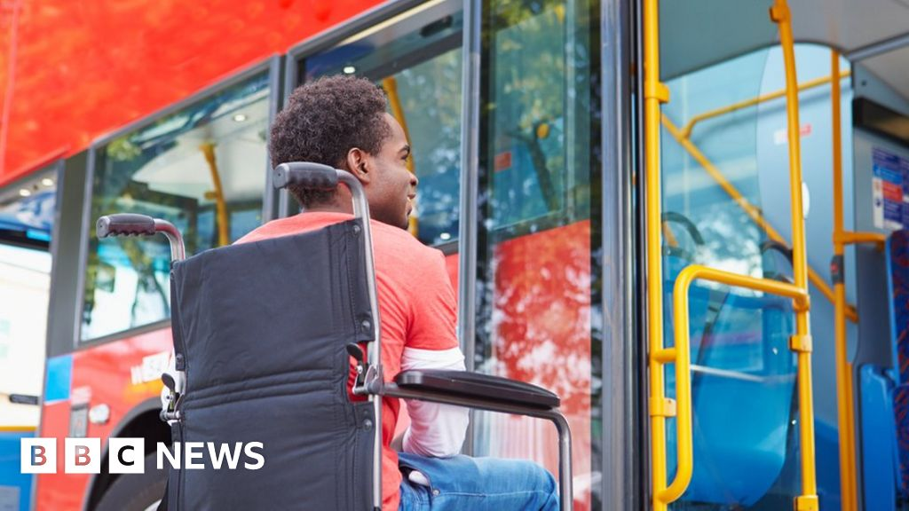 Rail replacement services 'humiliating' disabled people thumbnail