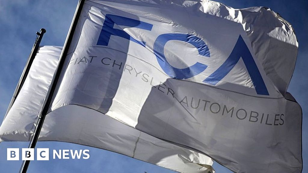 Fiat Chrysler proposes merger with Renault