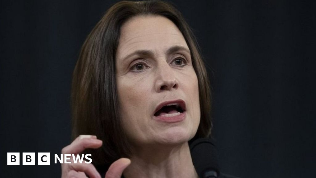 Fiona Hill: UK coal miner's daughter turned top US Russia expert
