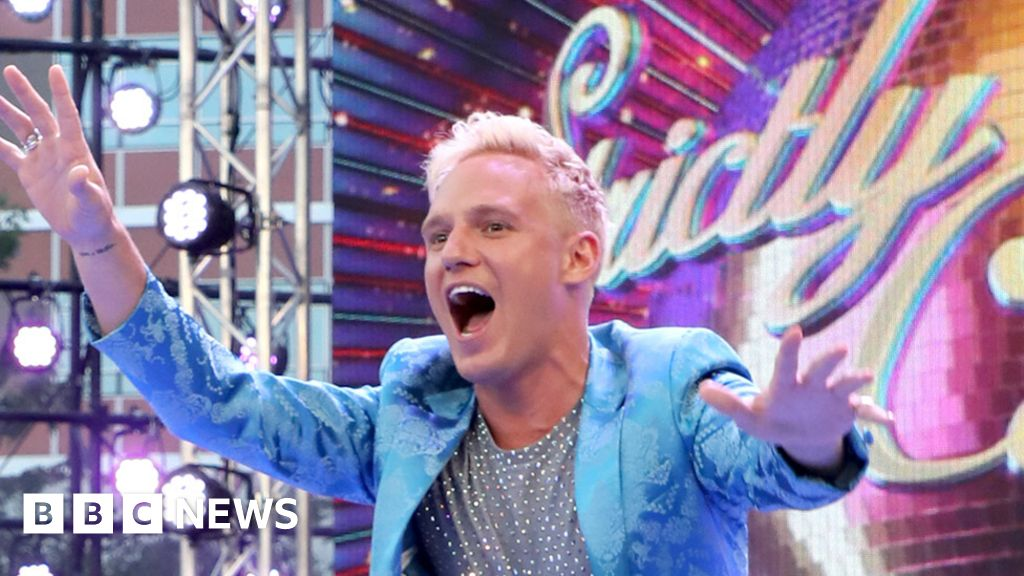 Jamie Laing pulls out of Strictly Come Dancing with foot injury