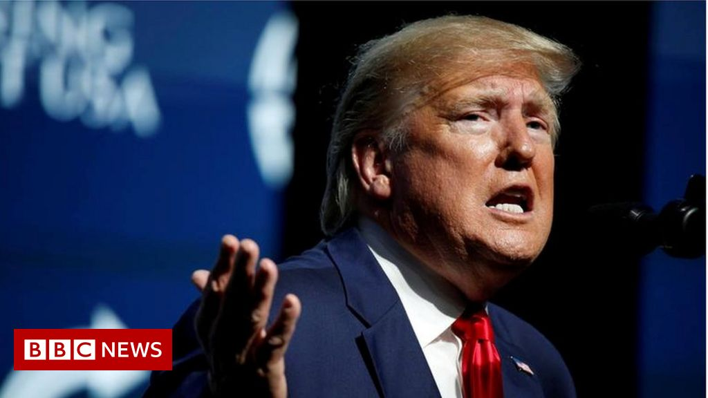 Trump says US ready to strike, 52 Iranian sites, if Tehran attacks