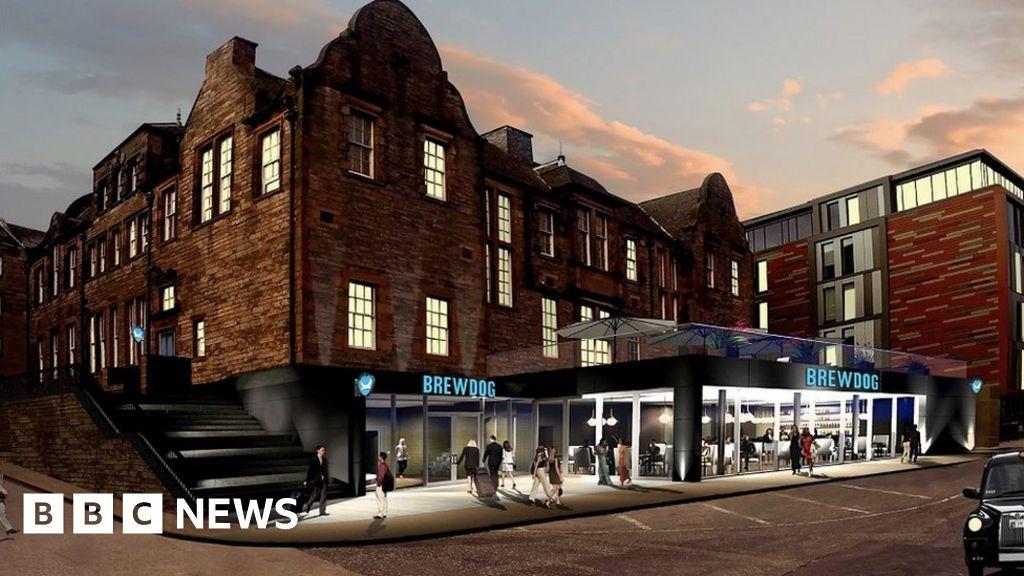 , Brewdog reveals plans for beer-themed hotel in Edinburgh, Saubio Making Wealth