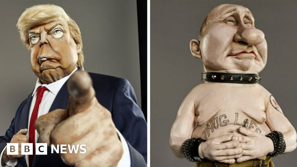 Spitting Image plots return after 23 years
