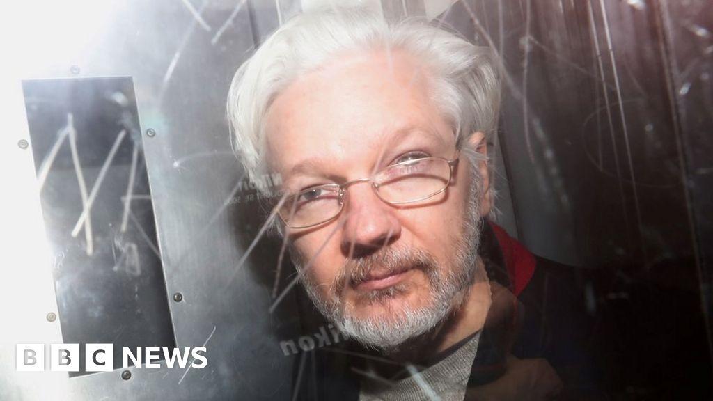 Julian Assange: UK judge blocks extradition of Wikileaks founder to US