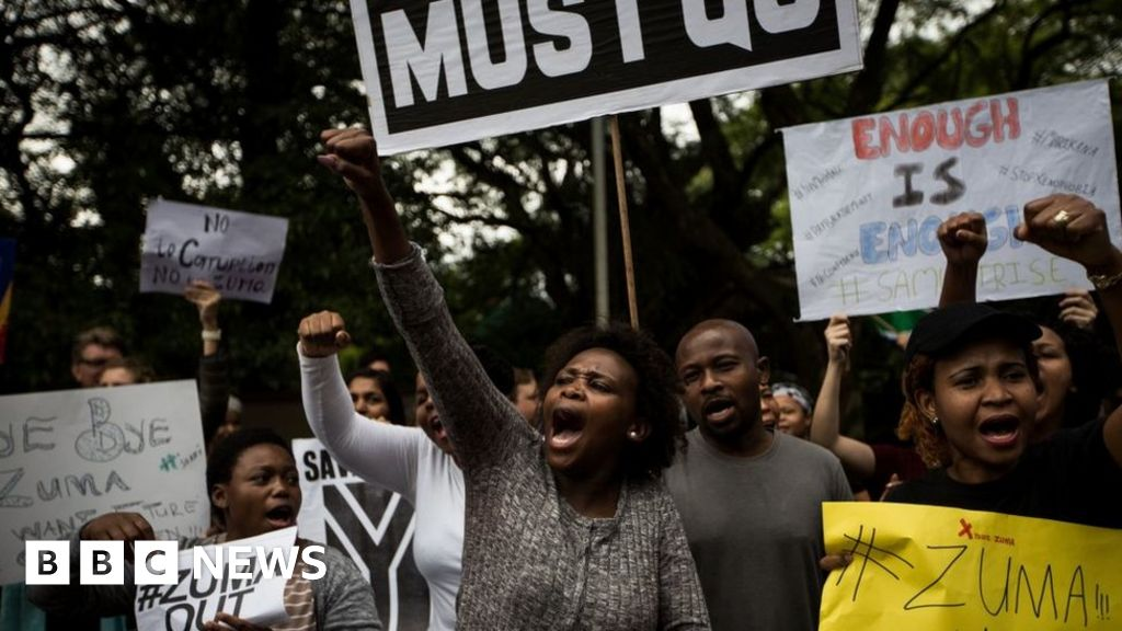 Bell Pottinger Chief Henderson Quits Over S Africa Campaign Bbc News