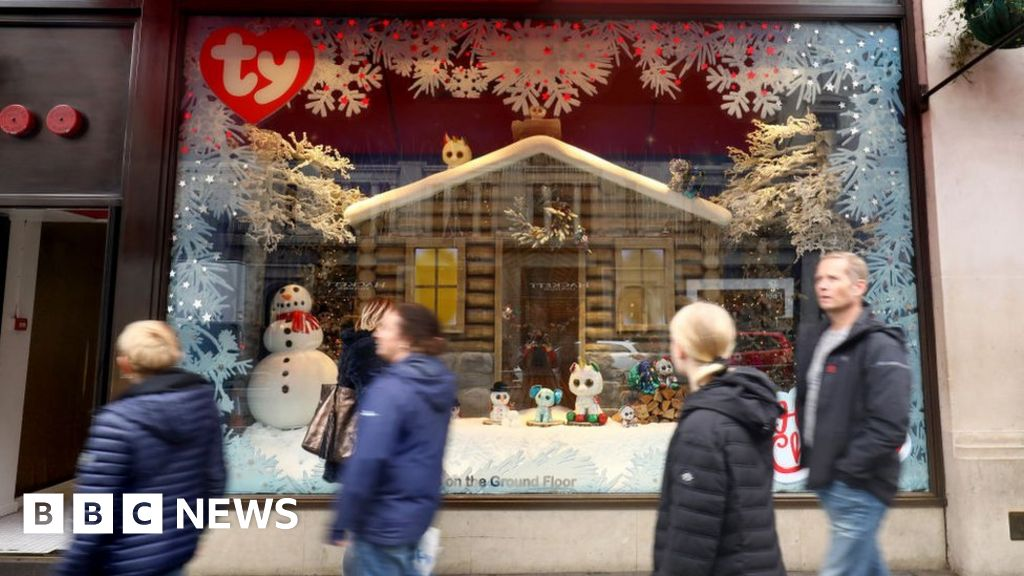 Such as toy-shops, choose the right toys for Christmas?