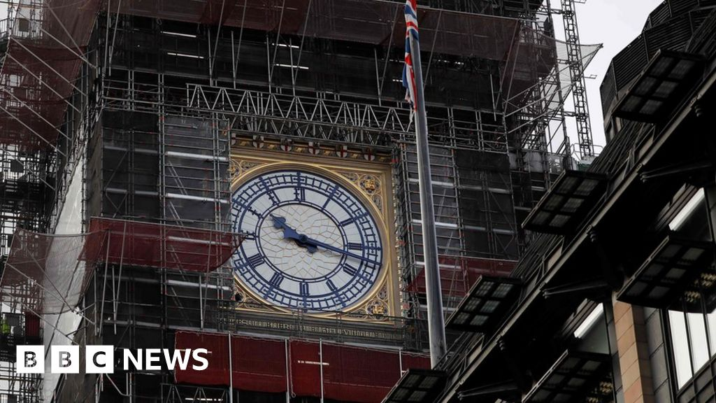 PM: Public can fund Big Ben bongs for Brexit Day