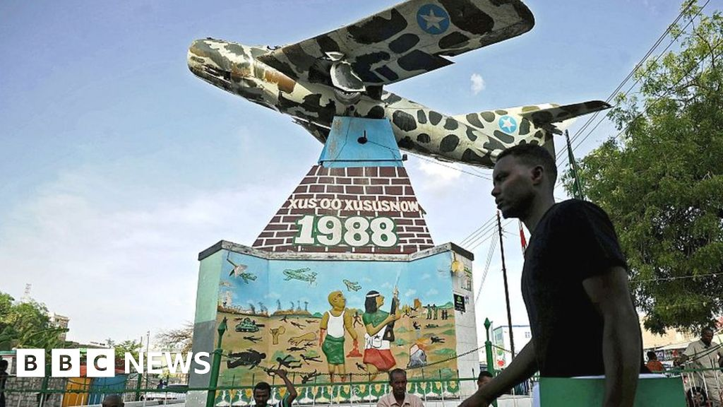 Letter from Africa: Somalia's Christmas birthdays and misplaced recollections