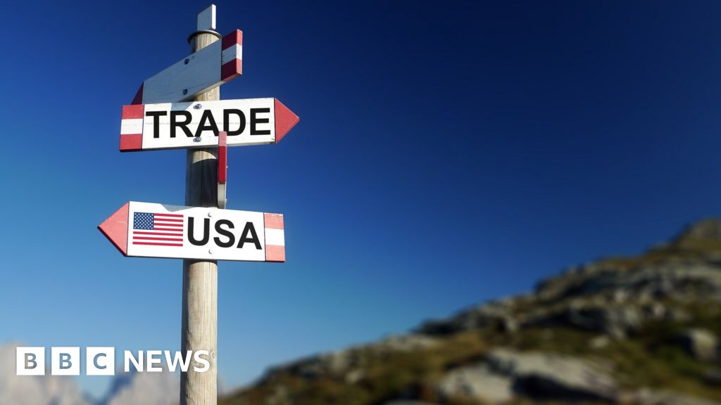 Nafta Clock Is Ticking For Canada In Us Trade Negotiations Bbc News