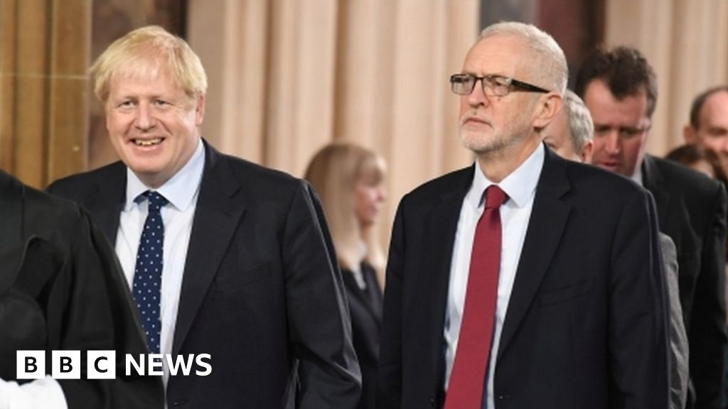 General Election 2019: First head-to-head debate on 19 November