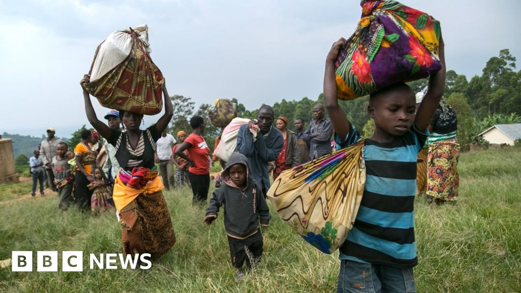 Displaced people: Why are more fleeing home than ever before?