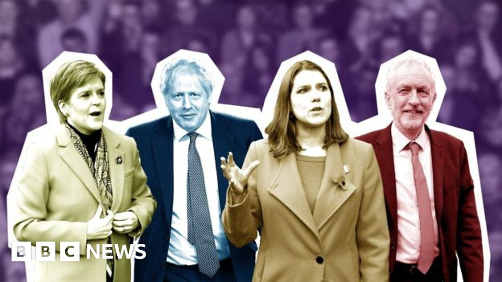 Election 2019: Highlights from the Question Time leaders special