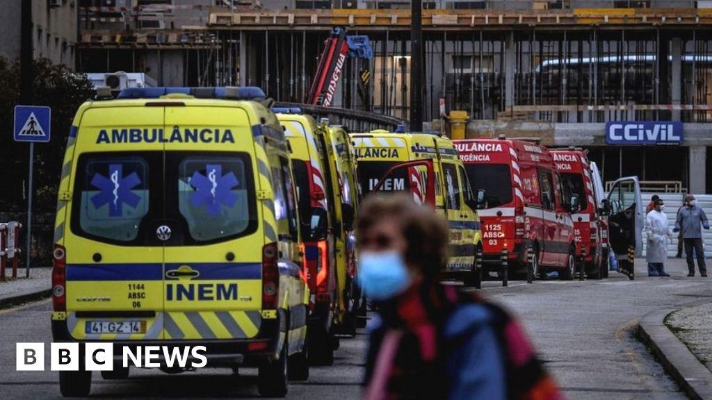 Portugal tightens lockdown as Covid deaths surge