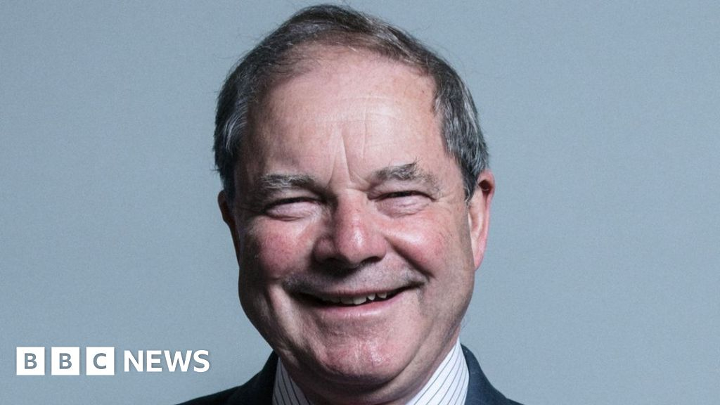 Sir Geoffrey Clifton-Brown: MP kicked out of Tory conference after clash