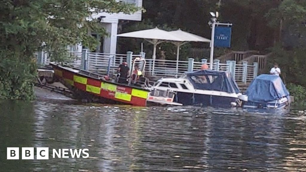 Cookham: body found in search for missing swimmer in the Thames