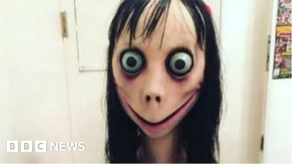 Police advise over 'freaky Momo game'